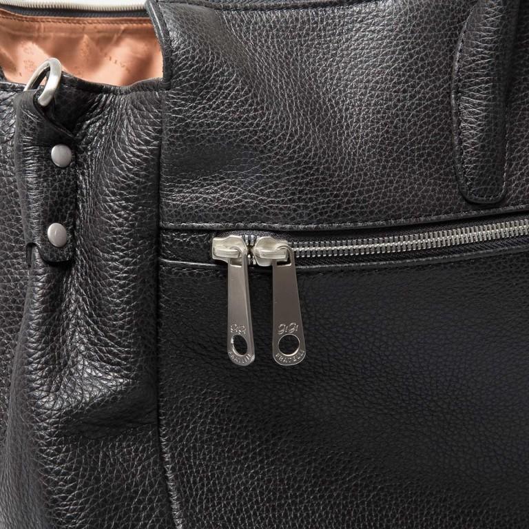 GiGi FRATELLI Romance 8007 Business Shopper Black, Farbe: schwarz, Marke: Gigi Fratelli, Abmessungen in cm: 43.0x35.0x12.0, Bild 6 von 7