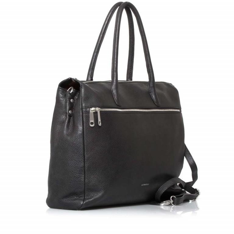 GiGi FRATELLI Romance 8007 Business Shopper Black, Farbe: schwarz, Marke: Gigi Fratelli, Abmessungen in cm: 43.0x35.0x12.0, Bild 2 von 7