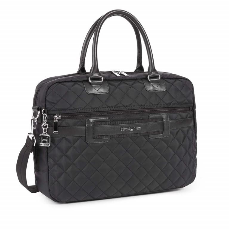 Hedgren Diamond Touch Chiara Laptoptasche Black, Farbe: schwarz, Marke: Hedgren, Abmessungen in cm: 42.0x32.0x11.0, Bild 1 von 2