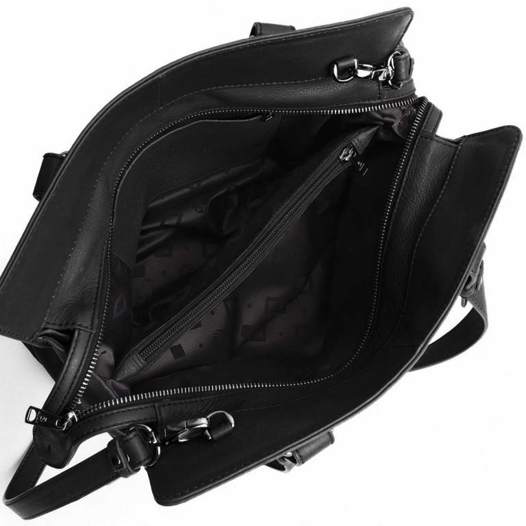 Adax Sorano 250394 Shopper Black, Farbe: schwarz, Marke: Adax, EAN: 5705483183862, Abmessungen in cm: 34.0x27.0x11.0, Bild 3 von 3