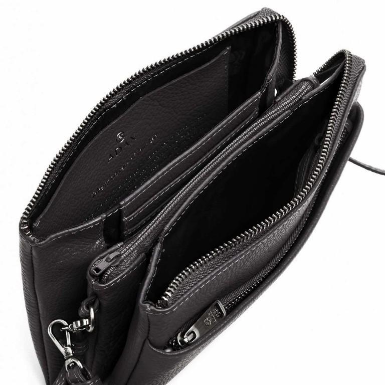 Adax Cormorano 227392 Combi Clutch Dark Grey, Farbe: grau, Marke: Adax, EAN: 5705483182094, Abmessungen in cm: 20.0x12.0x3.0, Bild 3 von 3