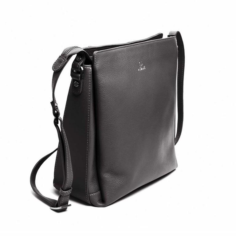 Adax Cormorano 229992 Tasche Dark Grey, Farbe: grau, Marke: Adax, EAN: 5705483182575, Abmessungen in cm: 23.0x25.0x9.0, Bild 2 von 3