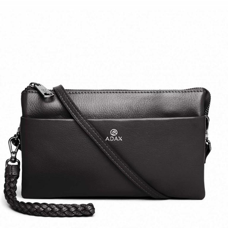 Adax Cormorano 230992 Combi Clutch Dark Grey, Farbe: grau, Marke: Adax, EAN: 5705483182681, Abmessungen in cm: 23.0x14.0x3.0, Bild 1 von 3
