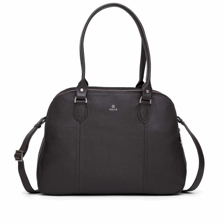 Adax Cormorano 231192 Business Bag Dark Grey, Farbe: grau, Marke: Adax, EAN: 5705483180540, Abmessungen in cm: 40.0x28.0x14.0, Bild 1 von 3