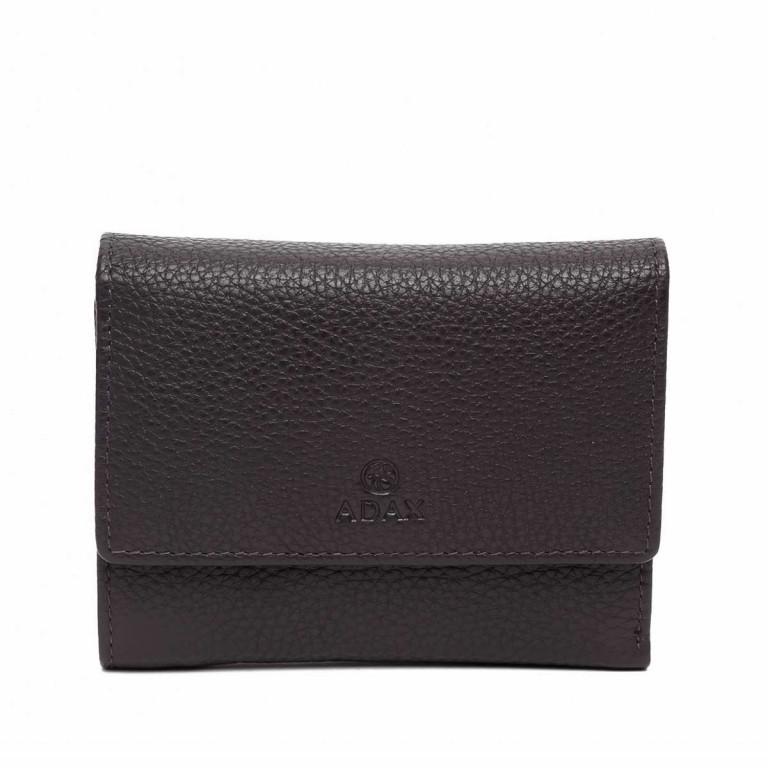 Adax Cormorano 453892 Börse Dark Grey, Farbe: grau, Marke: Adax, EAN: 5705483182056, Abmessungen in cm: 13.0x10.0x2.0, Bild 1 von 3