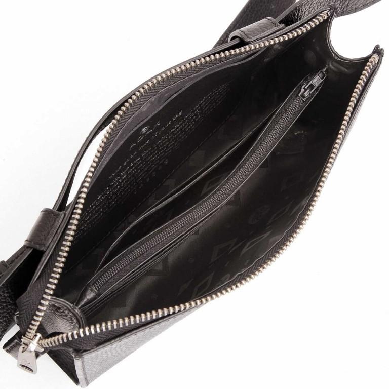 Adax Cormorano 249892 Clutch-Gürteltasche-Kombi Dark Grey, Farbe: grau, Marke: Adax, EAN: 5705483182926, Abmessungen in cm: 22.0x13.0x6.0, Bild 3 von 3