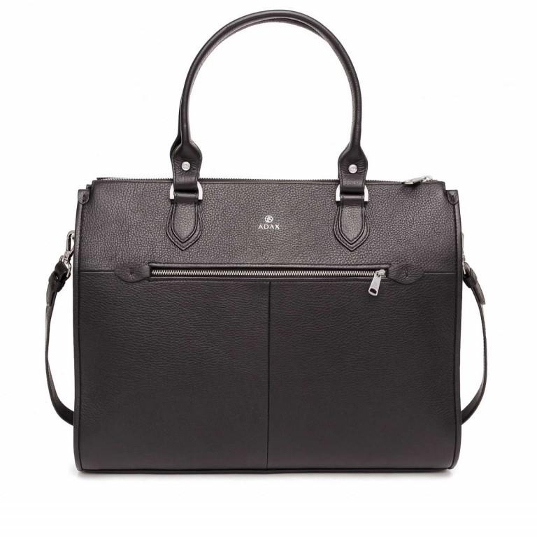 Adax Cormorano 230592 Lykke Business Shopper Dark Grey, Farbe: grau, Marke: Adax, EAN: 5705483182650, Abmessungen in cm: 40.0x32.0x13.0, Bild 1 von 3