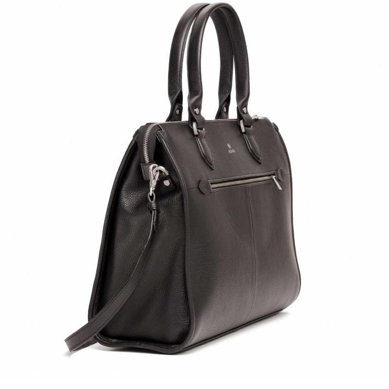 Adax Cormorano 230592 Lykke Business Shopper Dark Grey, Farbe: grau, Marke: Adax, EAN: 5705483182650, Abmessungen in cm: 40.0x32.0x13.0, Bild 2 von 3