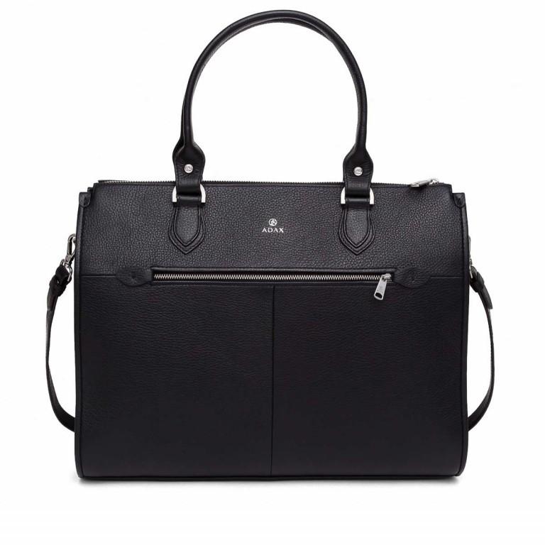 Adax Cormorano 230592 Lykke Business Shopper Black, Farbe: schwarz, Marke: Adax, EAN: 5705483159065, Abmessungen in cm: 40.0x32.0x13.0, Bild 1 von 3
