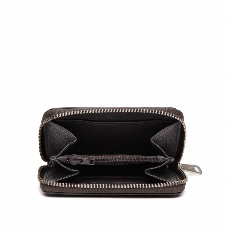 Adax Cormorano 454492 Mini-Börse Dark Grey, Farbe: grau, Marke: Adax, EAN: 5705483183046, Abmessungen in cm: 11.0x8.0x2.0, Bild 3 von 3