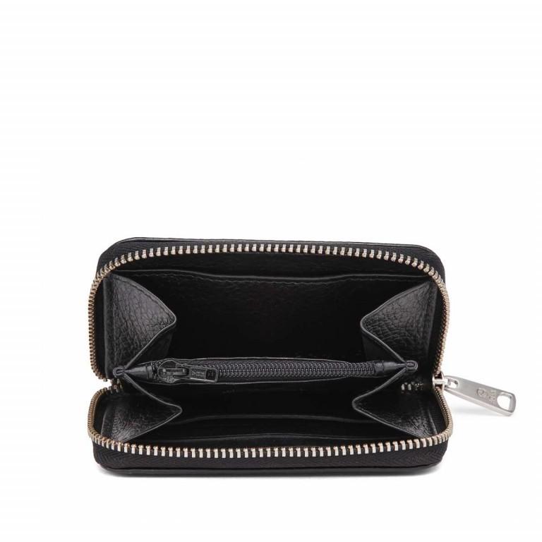 Adax Cormorano 454492 Mini-Börse Black, Farbe: schwarz, Manufacturer: Adax, EAN: 5705483161310, Dimensions (cm): 11.0x8.0x2.0, Image 3 of 3