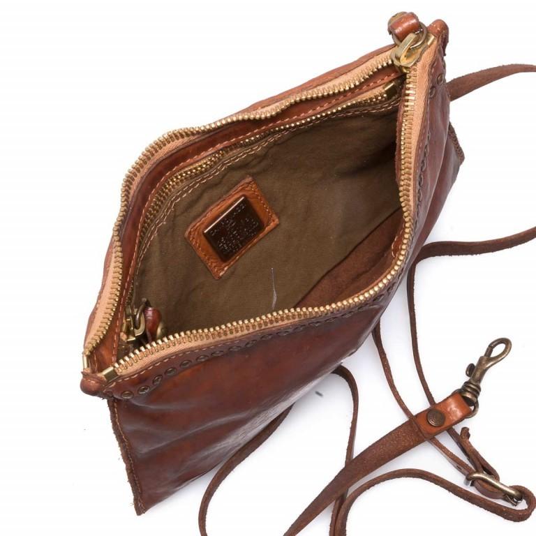 Campomaggi Ginestra Tasche Leder C4024-VL-1702 Cognac, Farbe: cognac, Marke: Campomaggi, Abmessungen in cm: 30.0x18.0x3.0, Bild 4 von 4