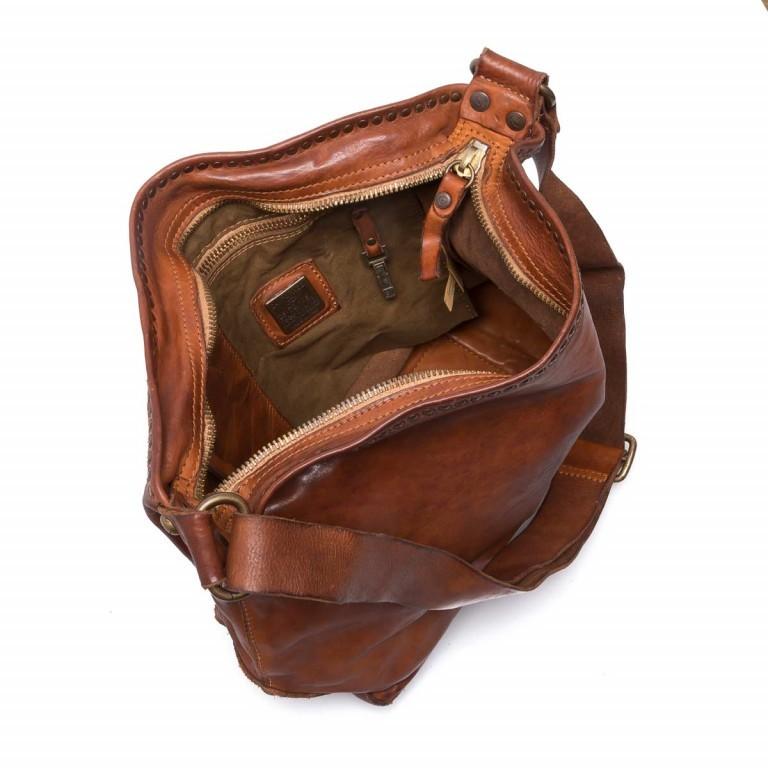 Campomaggi Ginestra Beutel Leder C4022-VL-1702 Cognac, Farbe: cognac, Marke: Campomaggi, Abmessungen in cm: 36.0x28.0x14.0, Bild 5 von 5
