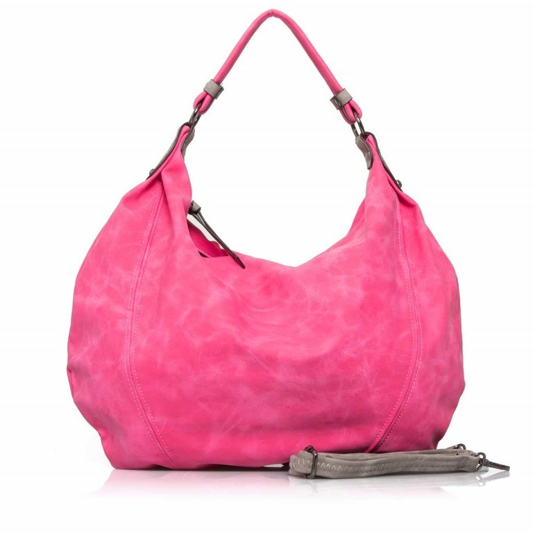 Maestro Beuteltasche Pink, Farbe: rosa/pink, Manufacturer: Maestro, Dimensions (cm): 35.0x43.0x3.0, Image 1 of 6