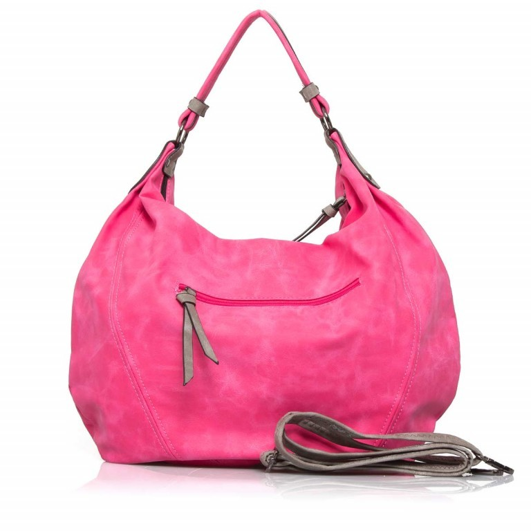 Maestro Beuteltasche Pink, Farbe: rosa/pink, Manufacturer: Maestro, Dimensions (cm): 35.0x43.0x3.0, Image 4 of 6
