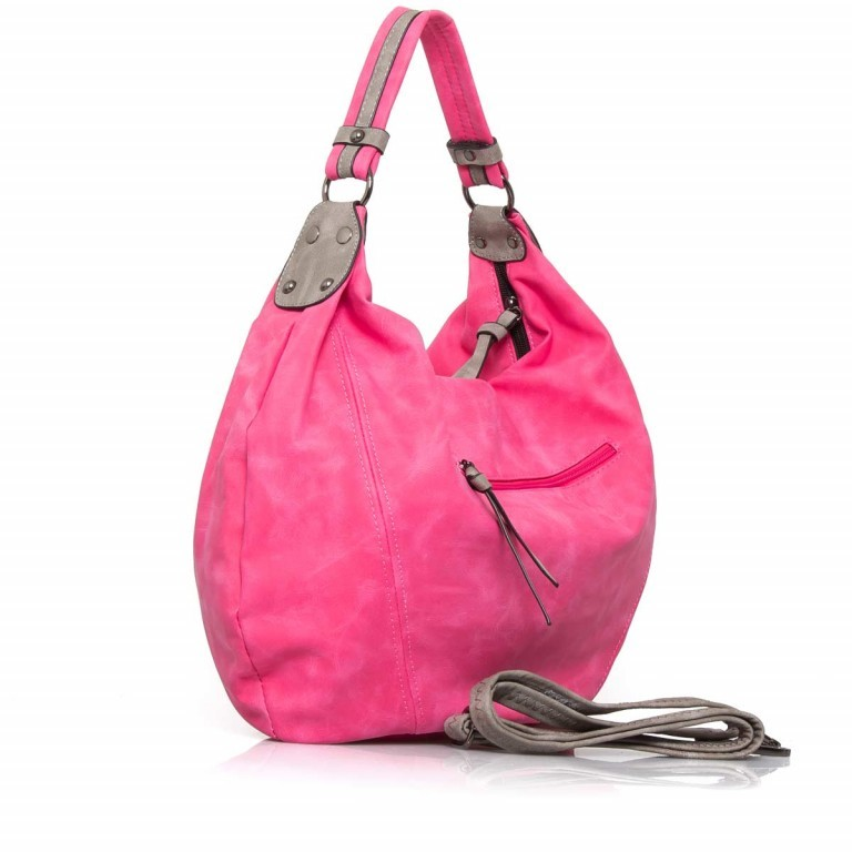 Maestro Beuteltasche Pink, Farbe: rosa/pink, Manufacturer: Maestro, Dimensions (cm): 35.0x43.0x3.0, Image 3 of 6