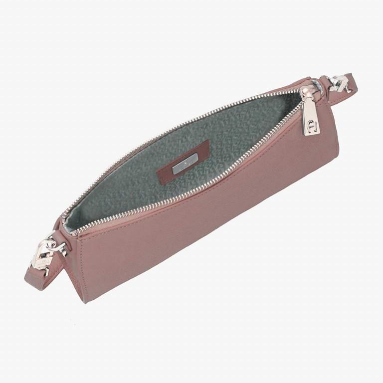 AIGNER Ivy Clutch 139085 Rosenholz, Farbe: rosa/pink, Marke: Aigner, Abmessungen in cm: 25.0x13.0x5.0, Bild 3 von 3
