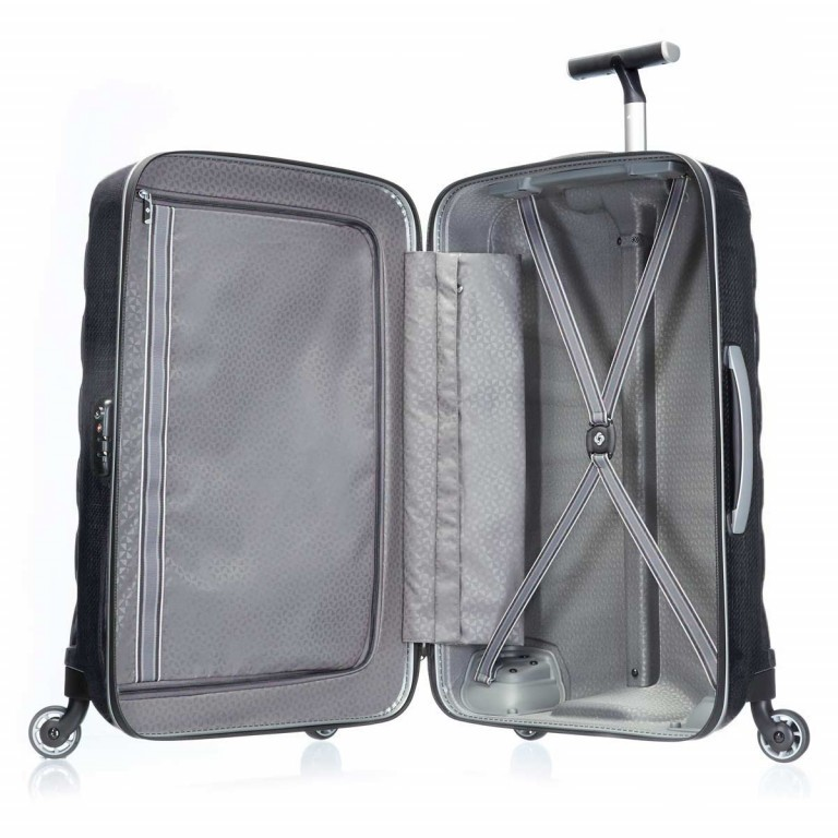 Samsonite Firelite 48575 Spinner 69 Charcoal, Farbe: anthrazit, Manufacturer: Samsonite, Dimensions (cm): 47.0x69.0x29.0, Image 4 of 8