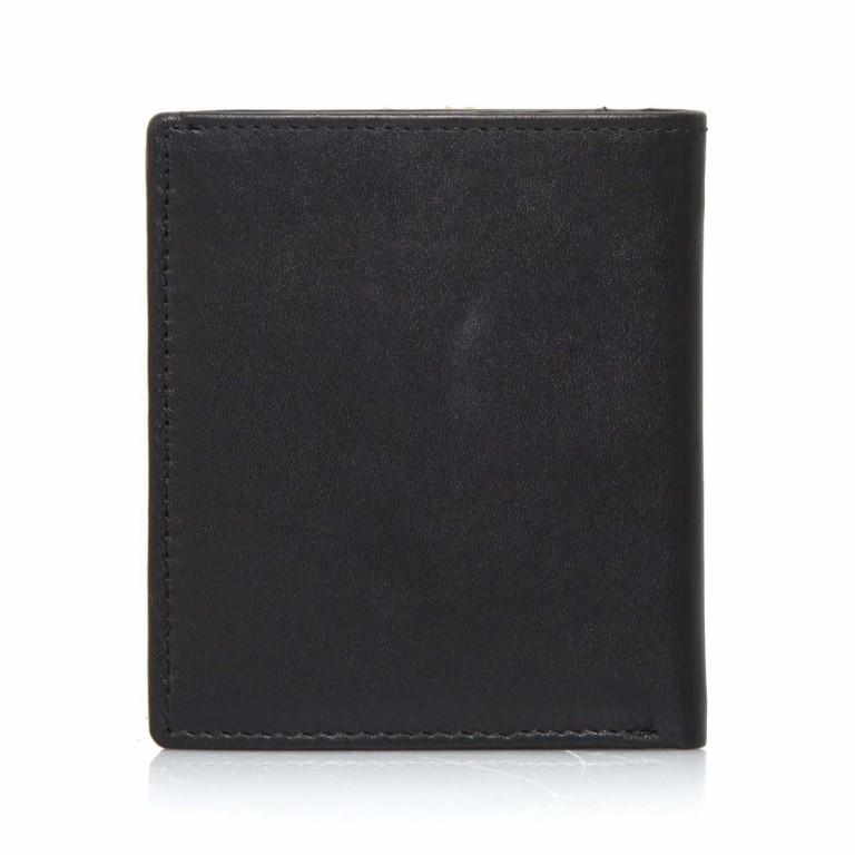 Samsonite S-Derry 57649 Börse Black, Farbe: schwarz, Marke: Samsonite, Abmessungen in cm: 8.5x9.7x1.0, Bild 4 von 4