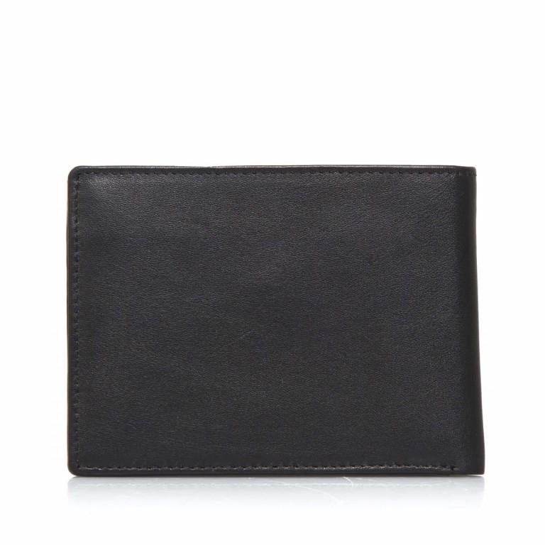 Samsonite S-Derry 57645 Scheintasche Black, Farbe: schwarz, Marke: Samsonite, Abmessungen in cm: 11.5x9.0x2.0, Bild 3 von 3