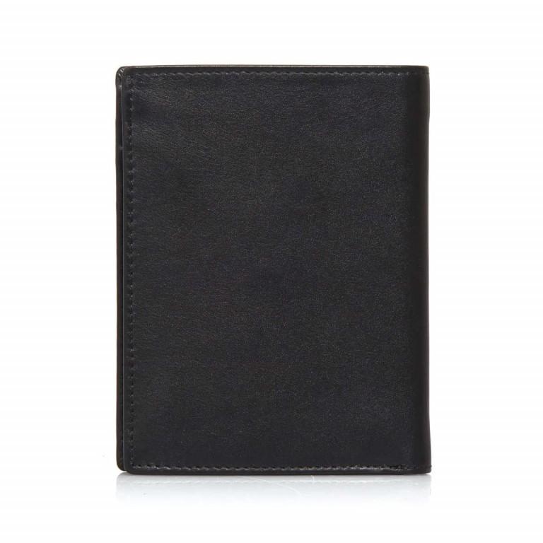 Samsonite S-Derry 57638 Kombibörse Black, Farbe: schwarz, Marke: Samsonite, Abmessungen in cm: 9.8x12.7x1.5, Bild 4 von 4