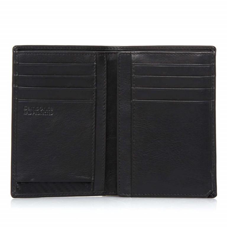Samsonite S-Derry 57650 Ausweis-Etui Black, Farbe: schwarz, Marke: Samsonite, Abmessungen in cm: 5.0x9.7x1.5, Bild 2 von 4