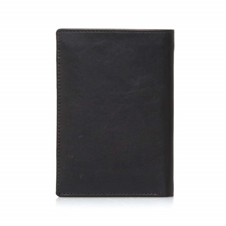 Samsonite S-Derry 57650 Ausweis-Etui Black, Farbe: schwarz, Marke: Samsonite, Abmessungen in cm: 5.0x9.7x1.5, Bild 4 von 4