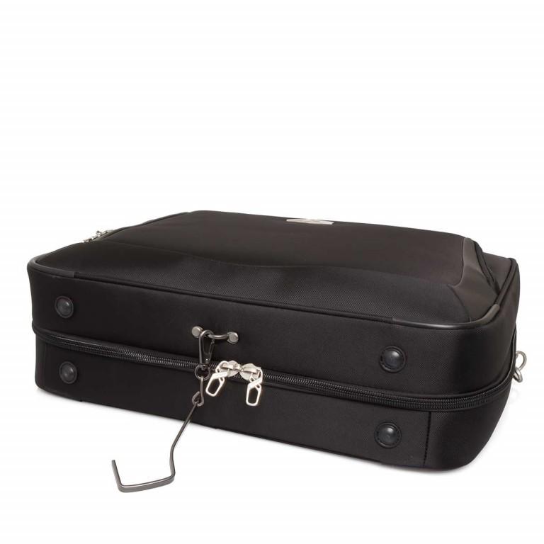 Samsonite X-Blade 75115 Bi-Fold Garment Bag Black, Farbe: schwarz, Marke: Samsonite, Abmessungen in cm: 55.0x40.0x20.0, Bild 4 von 8