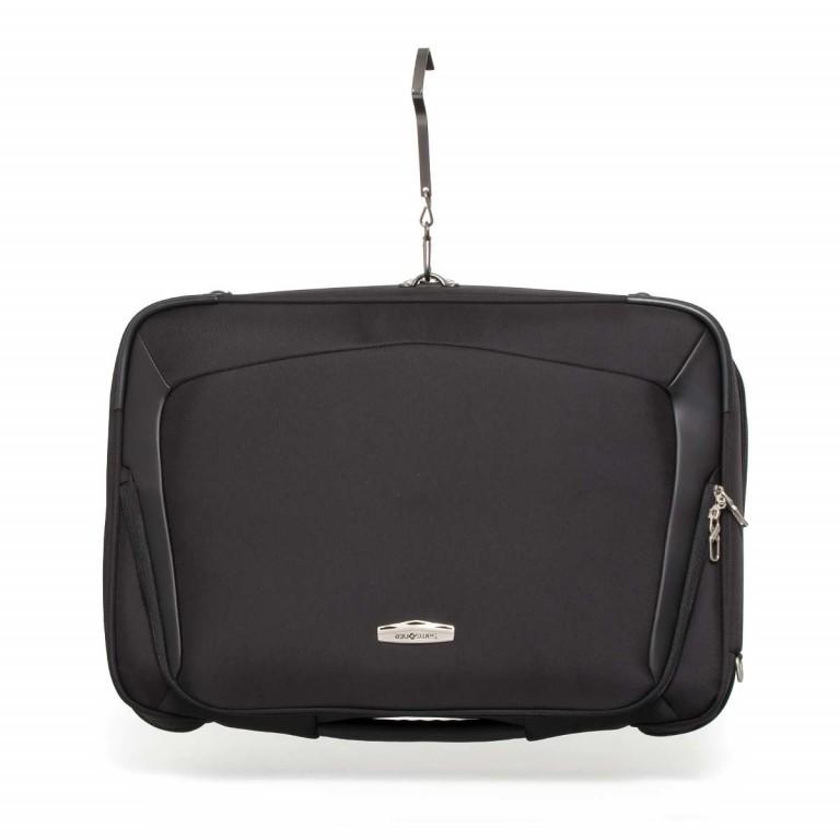 Samsonite X-Blade 75115 Bi-Fold Garment Bag Black, Farbe: schwarz, Marke: Samsonite, Abmessungen in cm: 55.0x40.0x20.0, Bild 3 von 8