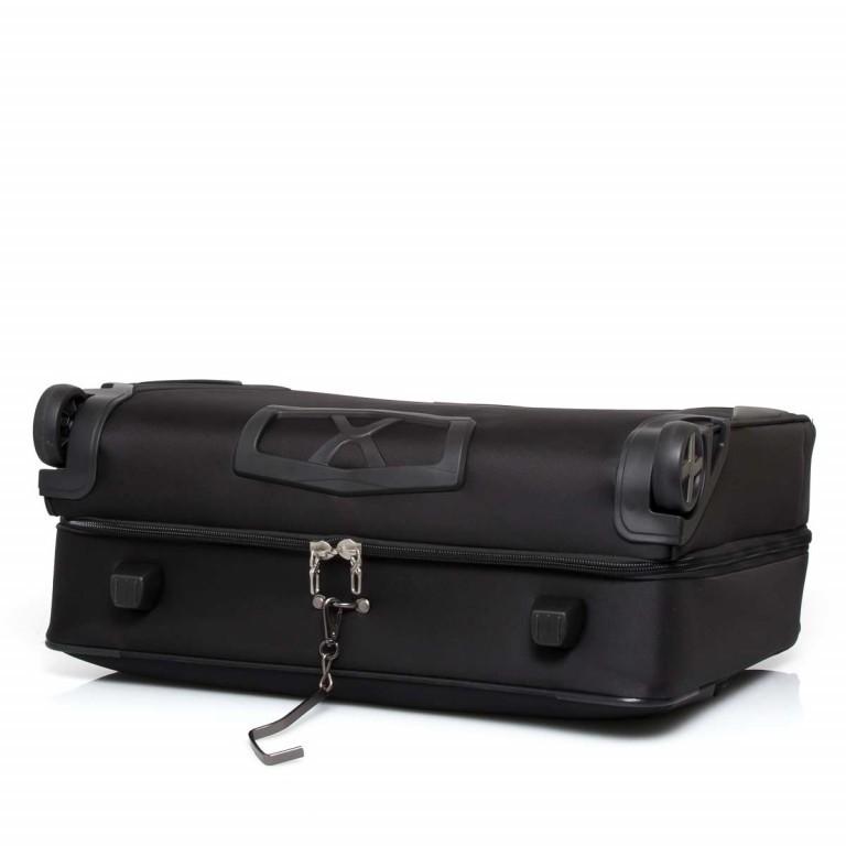 Samsonite X-Blade 75123 Garment Bag Wheels Black, Farbe: schwarz, Marke: Samsonite, Abmessungen in cm: 60.0x51.0x26.0, Bild 7 von 8