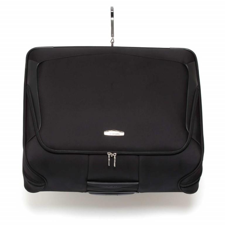 Samsonite X-Blade 75123 Garment Bag Wheels Black, Farbe: schwarz, Marke: Samsonite, Abmessungen in cm: 60.0x51.0x26.0, Bild 3 von 8