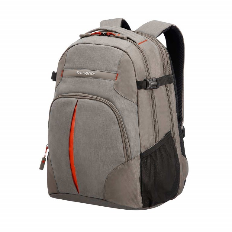 Samsonite Rewind 75252 Laptop Backpack L Exp. Taupe, Farbe: taupe/khaki, Marke: Samsonite, Bild 1 von 1