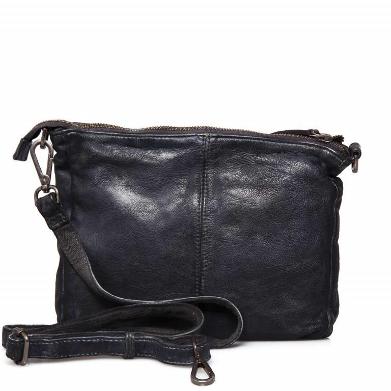 FREDsBRUDER Dimly 122-02-01 Crossbag Black, Farbe: schwarz, Marke: FredsBruder, Abmessungen in cm: 27.0x21.0x3.0, Bild 3 von 4