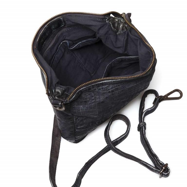 FREDsBRUDER Dimly 122-02-01 Crossbag Black, Farbe: schwarz, Marke: FredsBruder, Abmessungen in cm: 27.0x21.0x3.0, Bild 4 von 4