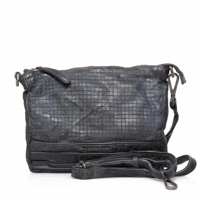 FREDsBRUDER Dimly 122-02-74 Crossbag Dark Grey, Farbe: grau, Marke: FredsBruder, Abmessungen in cm: 27.0x21.0x3.0, Bild 1 von 4