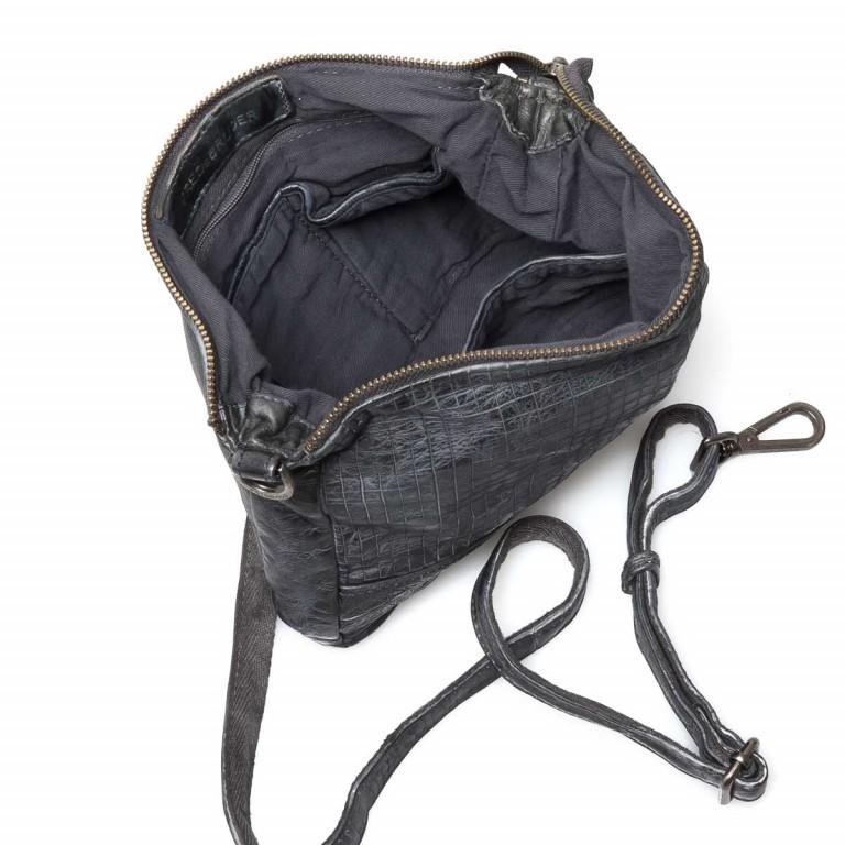 FREDsBRUDER Dimly 122-02-74 Crossbag Dark Grey, Farbe: grau, Marke: FredsBruder, Abmessungen in cm: 27.0x21.0x3.0, Bild 4 von 4