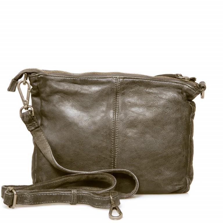 FREDsBRUDER Dimly 122-02-105 Crossbag Muddy Taupe, Farbe: taupe/khaki, Marke: FredsBruder, Abmessungen in cm: 27.0x21.0x3.0, Bild 4 von 4