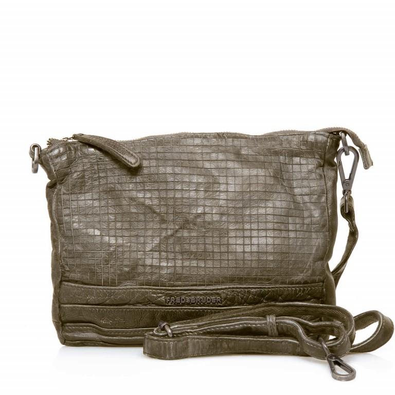 FREDsBRUDER Dimly 122-02-105 Crossbag Muddy Taupe, Farbe: taupe/khaki, Marke: FredsBruder, Abmessungen in cm: 27.0x21.0x3.0, Bild 1 von 4