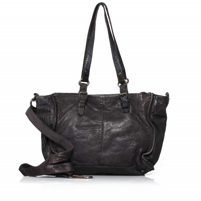 FREDsBRUDER 3D 122-06-01 Shopper Black, Farbe: schwarz, Marke: FredsBruder, Abmessungen in cm: 35.0x27.0x14.0, Bild 3 von 4