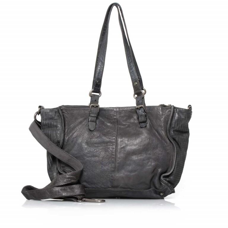 FREDsBRUDER 3D 122-06-74 Shopper Dark Grey, Farbe: grau, Manufacturer: FredsBruder, Dimensions (cm): 35.0x27.0x14.0, Image 3 of 4