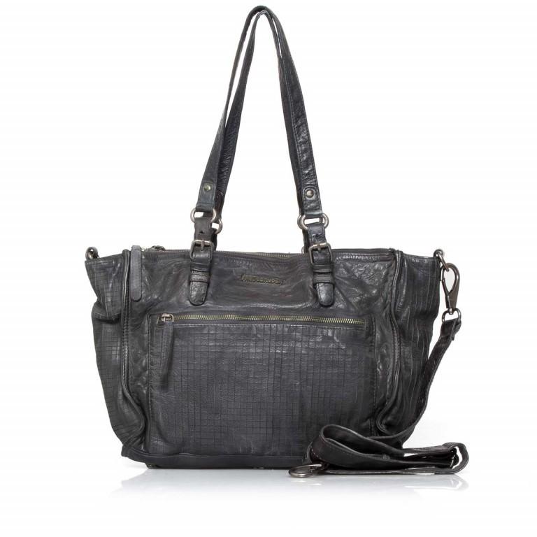 FREDsBRUDER 3D 122-06-74 Shopper Dark Grey, Farbe: grau, Manufacturer: FredsBruder, Dimensions (cm): 35.0x27.0x14.0, Image 1 of 4