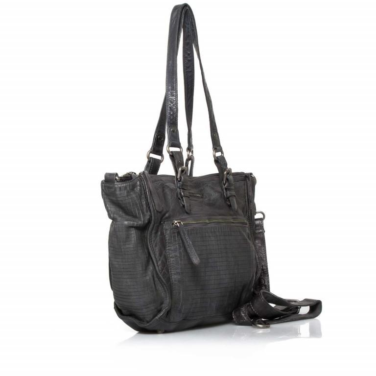 FREDsBRUDER 3D 122-06-74 Shopper Dark Grey, Farbe: grau, Manufacturer: FredsBruder, Dimensions (cm): 35.0x27.0x14.0, Image 2 of 4