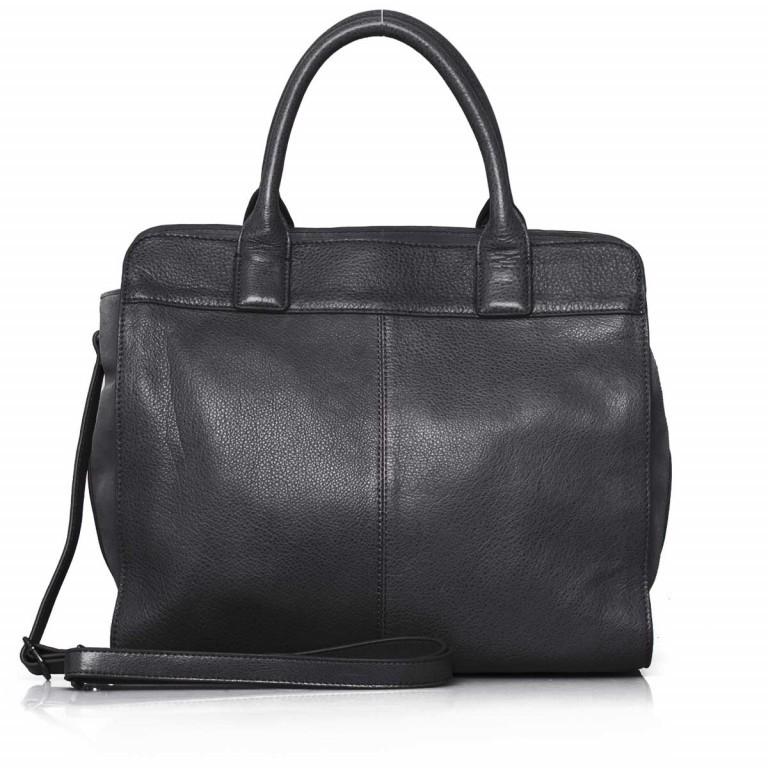 FREDsBRUDER Große Liebe 67-531r-01 Shopper Black, Farbe: schwarz, Marke: FredsBruder, Abmessungen in cm: 35.0x31.0x12.0, Bild 3 von 4