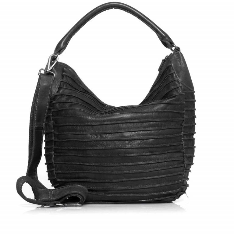 FREDsBRUDER Riffeltier S 18-96r-01 Beutel Black, Farbe: schwarz, Marke: FredsBruder, Abmessungen in cm: 38.0x32.0x9.0, Bild 3 von 4