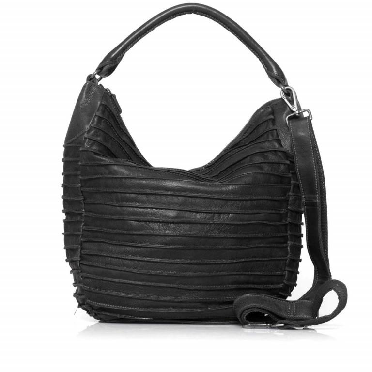 FREDsBRUDER Riffeltier S 18-96r-01 Beutel Black, Farbe: schwarz, Marke: FredsBruder, Abmessungen in cm: 38.0x32.0x9.0, Bild 1 von 4