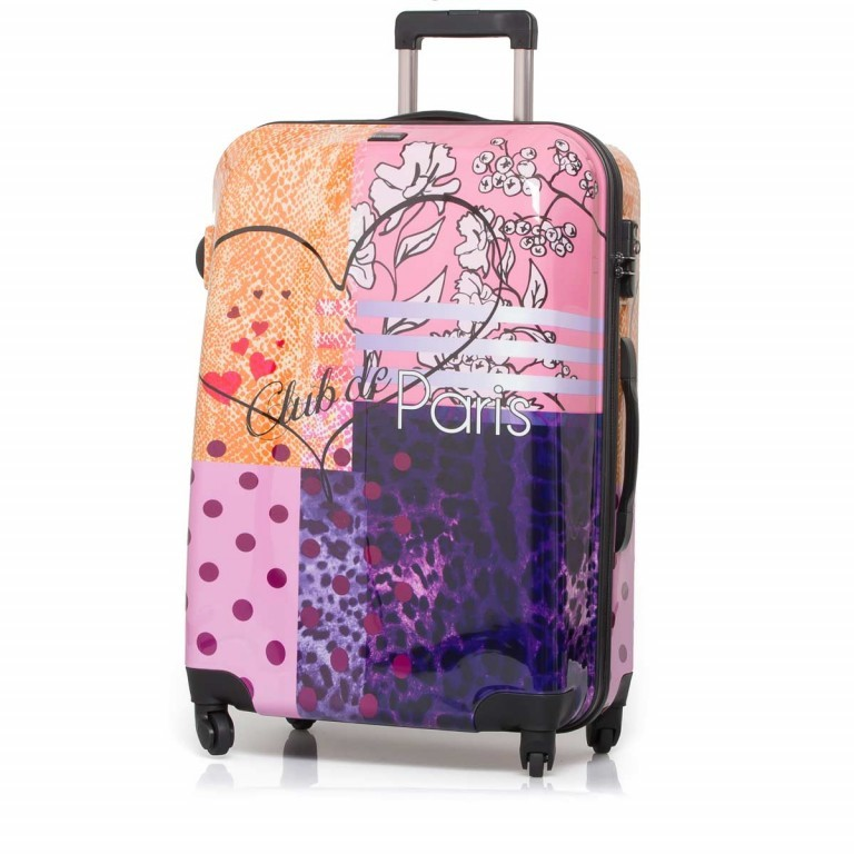 Travelite Flux Trolley 75cm Love, Marke: Travelite, Abmessungen in cm: 48.0x75.0x30.0, Bild 2 von 6