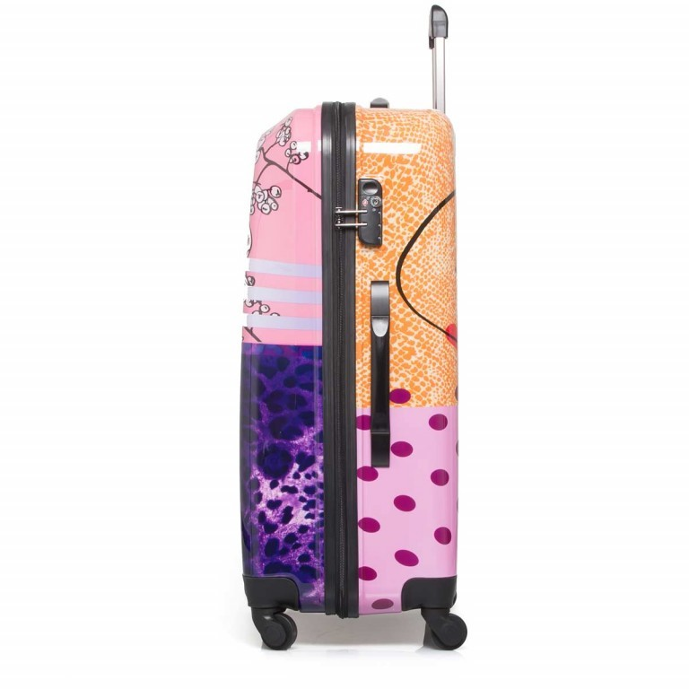Travelite Flux Trolley 75cm Love, Marke: Travelite, Abmessungen in cm: 48.0x75.0x30.0, Bild 4 von 6