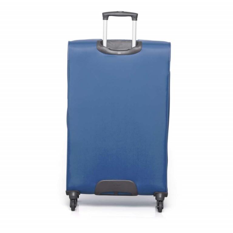 Samsonite Koffer/Trolley NCS Auva 73822 Spinner 80 Blue, Farbe: blau/petrol, Marke: Samsonite, Abmessungen in cm: 48.0x80.0x26.0, Bild 7 von 8