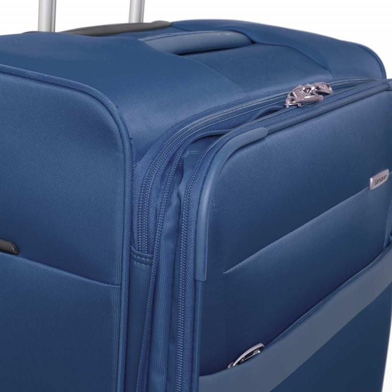 Samsonite Koffer/Trolley NCS Auva 73822 Spinner 80 Blue, Farbe: blau/petrol, Marke: Samsonite, Abmessungen in cm: 48.0x80.0x26.0, Bild 2 von 8
