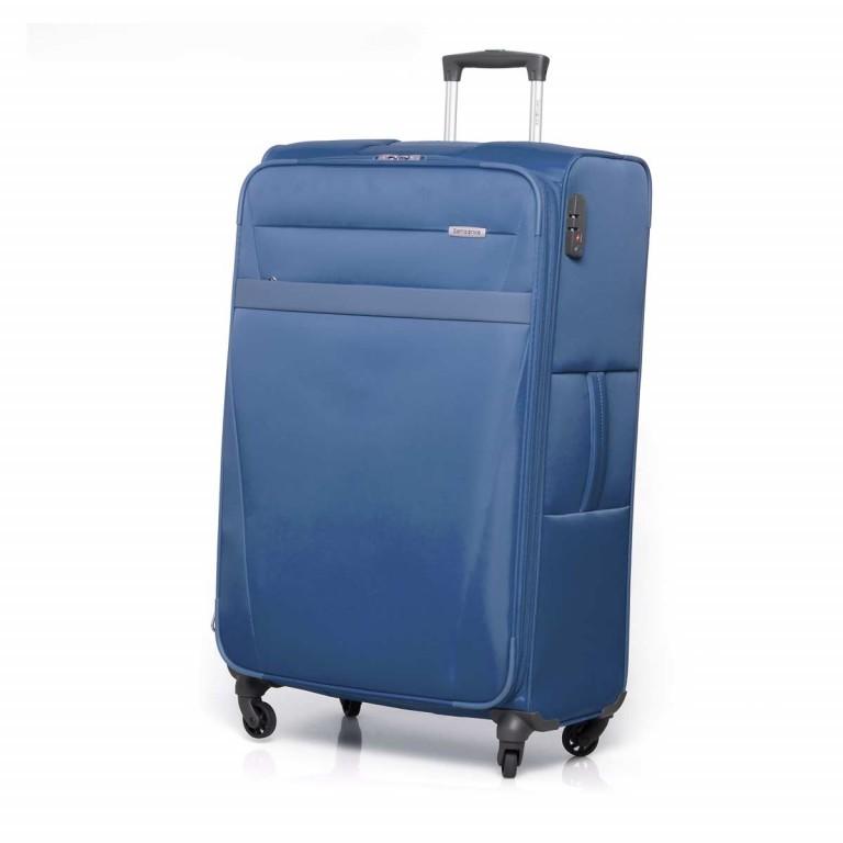 Samsonite Koffer/Trolley NCS Auva 73822 Spinner 80 Blue, Farbe: blau/petrol, Marke: Samsonite, Abmessungen in cm: 48.0x80.0x26.0, Bild 1 von 8
